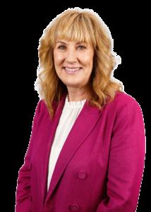 Corporate portrait of Noelene Murray